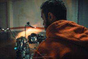 Sergio Camporota - creative - background